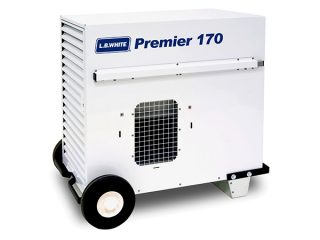 Premier Gas Fired Tent Heaters