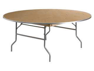 6' Round Tables