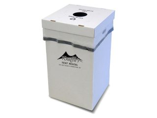 Waste Containers with Liners